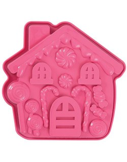 MOLDE SILICONE SWEET HOME
