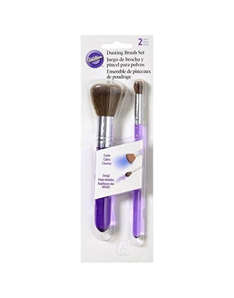 SET 2 DUSTING BRUSHES
